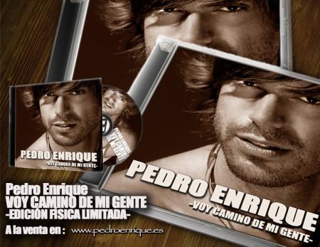 Imagen PEDRO ENRIQUE VOY CAMINO DE MI GENTE (EDICIÓN FÍSICA LIMITADA YA A LA VENTA)