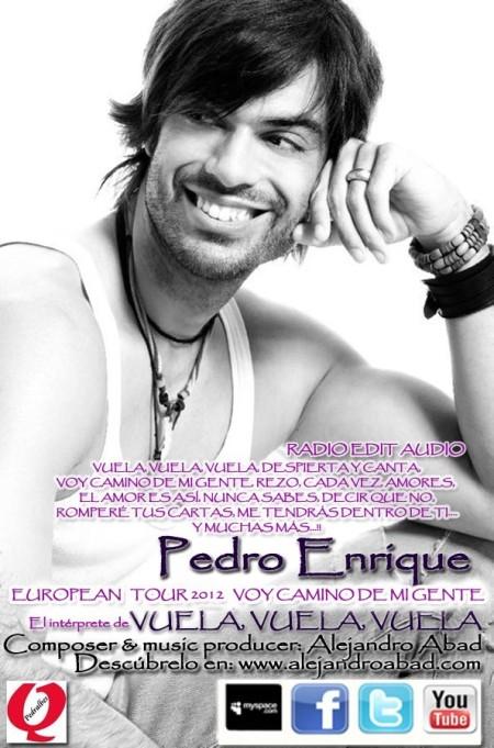 Pedro-Enrique-España-Vuela-Vuela-Vuela-Cantante
