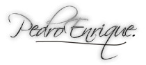 Pedro Enrique Logo Oficial